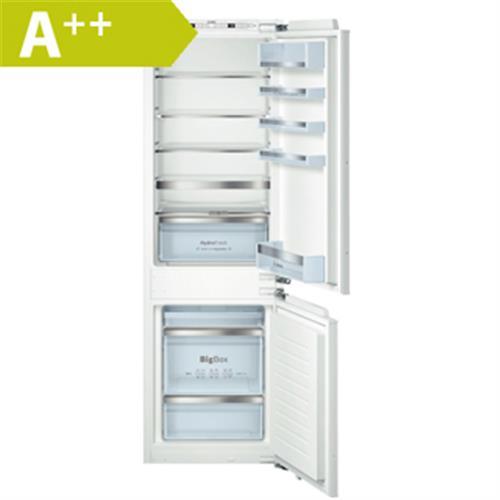 BOSCH Vstavaná kombinovaná chladnička KIS86AF30