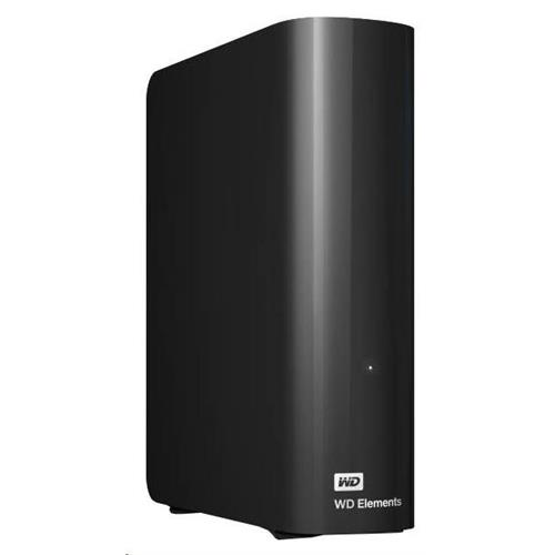 "WD Elements Desktop 6TB Ext. 3.5"" USB3.0, Black WDBWLG0060HBK-EESN"