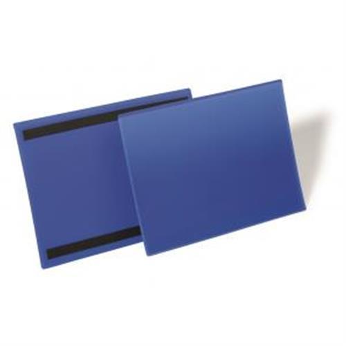 Magnetické vrecko na dokumenty 297x210mm na šírku 50ks DU174507