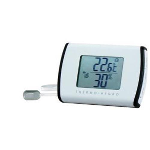 Teplomer EMOS THW301 digitálny s vlhkomerom 2603008000