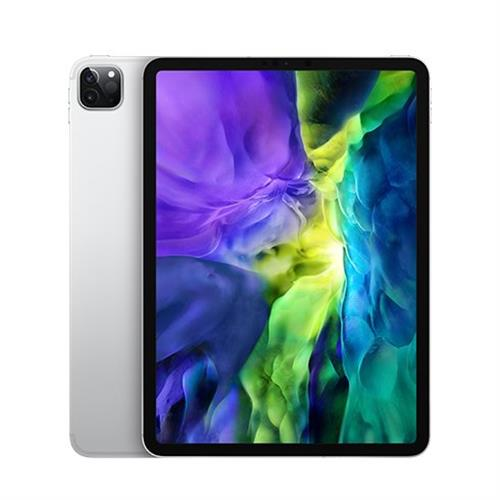 "Apple iPad Pro 11"" Wi-Fi + Cellular 256GB Silver (2020) MXE52FD/A"