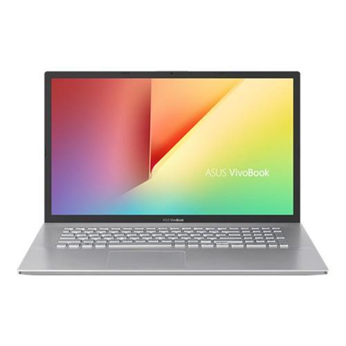 ASUS Vivobook M712DA - 17,3'' HD+/AMD Ryzen 3 3250U/8GB/512GB SSD/W10 Home (Transp. Silver/Plastic) M712DA-BX268T