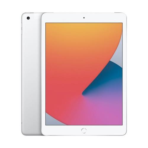 Apple iPad 128GB Wi-Fi + Cellular Silver (2020) MYMM2FD/A