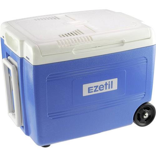 Autochladnička Ezetil E40M 12/230V RollCooler, 37.4 l, modrá 1681223