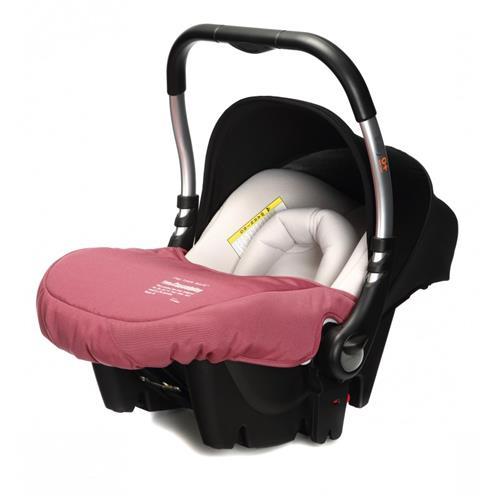 CASUALPLAY - Autosedačka Baby 0 plus 0-13 kg 2017 - BOREAL 8425858318817