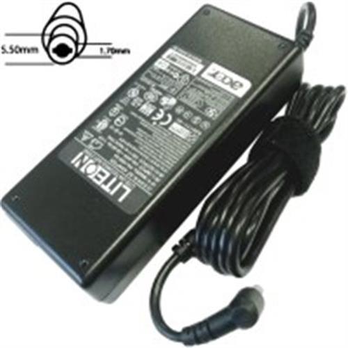 Acer orig. NTB adaptér 90W19V AC 5.5x1.7 mm (bez sieťovej šnúry) 77011045