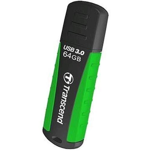 USB kľúč 64GB Transcend JetFlash 810 Green USB 3.0 TS64GJF810