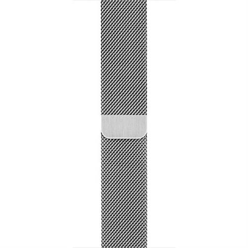 Apple 42mm Silver Milanese Loop mj5f2zm/a