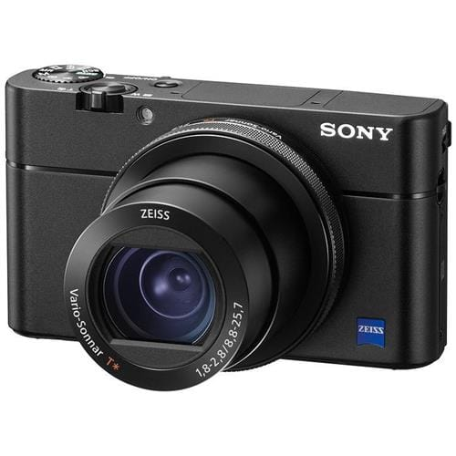 Fotoaparát SONY DSC-RX100M5 20,1 Mpix, WiFi, NFC, hľadáčik EVF DSCRX100M5.CE3