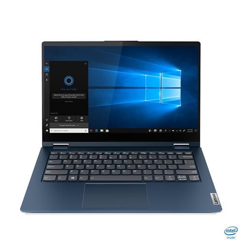 "LENOVO ThinkBook 14s Yoga ITL - i5-1135G7@4.2GHz,14"" FHD IPS,8GB,256SSD,W10P,Modrá,1r carry-in 20WE001ACK"