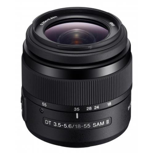 Sony objektív 18-55mm SAL-1855-3 pre ALPHA SAL1855-3.AE