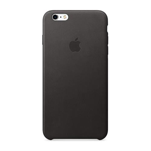 Apple iPhone 6S Plus Leather Case Black MKXF2ZM/A