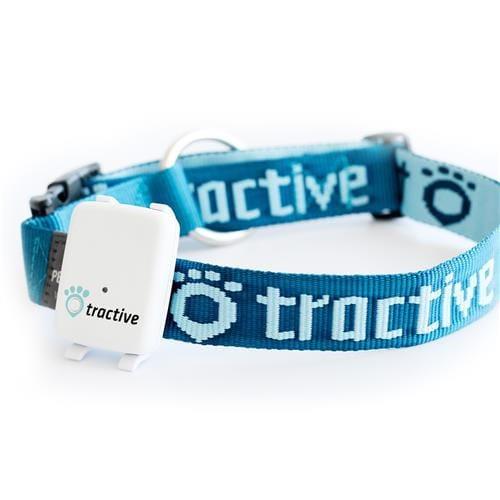 Obojok pre psa Tractive veľký TRACO2
