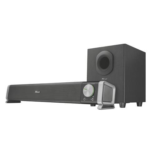 Zvuk. systém TRUST Asto 2.1 Soundbar Speaker Set 22197