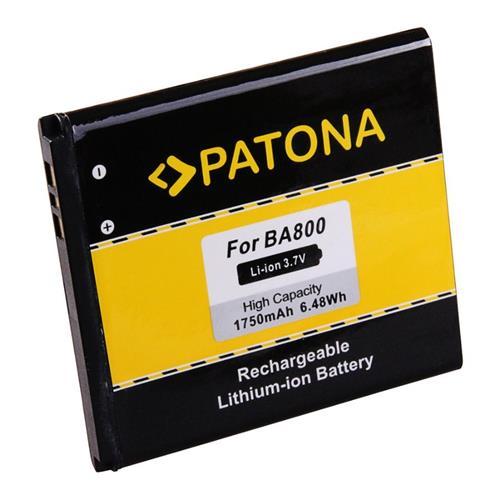 PATONA batéria pre mobilný telefón Sony Ericsson BA800 1750mAh 3,7V Li-Ion PT3133