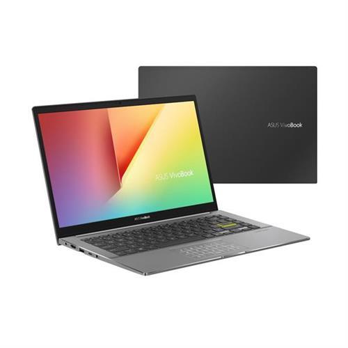ASUS VivoBook S14 S433EA-EB849T Intel i5-1135G7 14.0 FHD matný UMA 8GB 512GB SSD WL Cam Win10 CS čierny