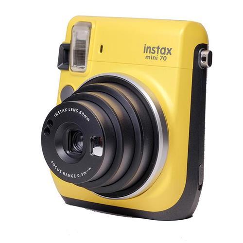 Fujifilm INSTAX MINI 70 - Yellow 16496110