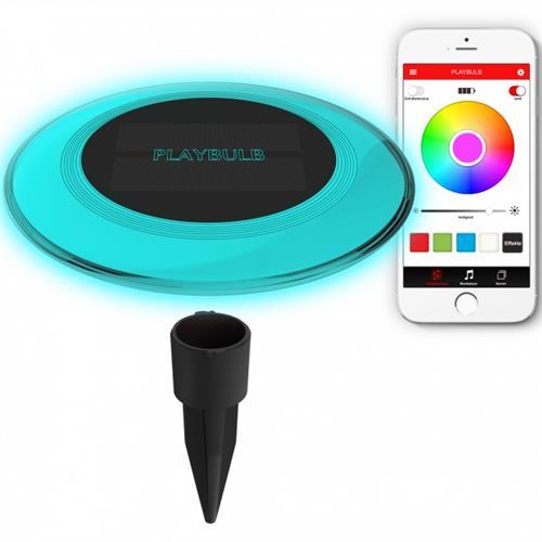 MiPow Playbulb Solar smart záhradné a bazénové LED osvetlenie MP-BTL601