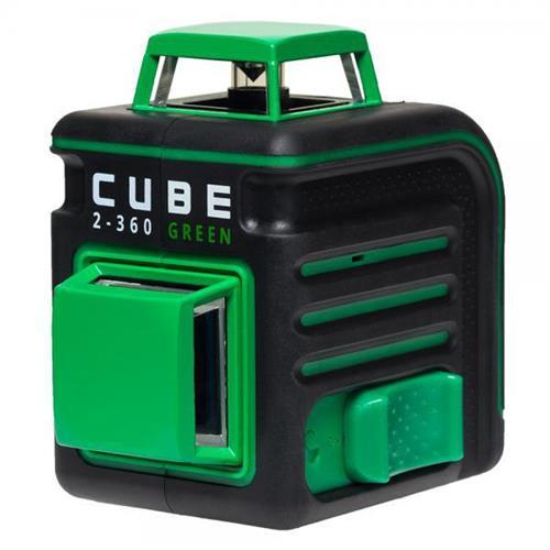 Křížový laser ADA Cube 2-360 Ultimate - Zelený lúč PKOD-6218