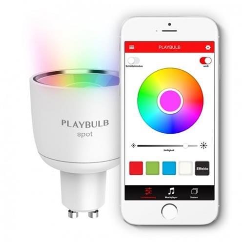 MiPow Playbulb Spot smart LED Bluetooth žiarovka MP-BTL203