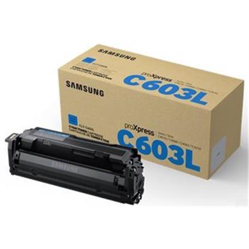 toner SAMSUNG CLT-C603L ProXpress SL-C4010ND/SL-C4060FX cyan CLT-C603L/ELS (SU080A)