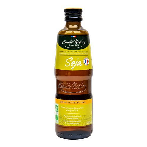 Olej sójový 500 ml BIO EMILE NOËL 430020