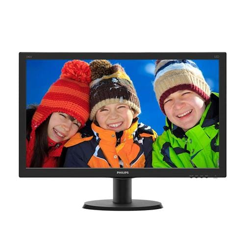 Monitor Philips 240V5QDSB, 24'', LED, FHD, IPS, HDMI, rep 240V5QDAB/00