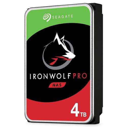 HDD 4TB Seagate IronWolf Pro 128MB SATAIII NAS 5RZ ST4000NE001