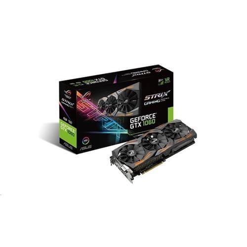 VGA ASUS STRIX-GTX1060-6G-GAMING 90YV09Q1-M0NA00