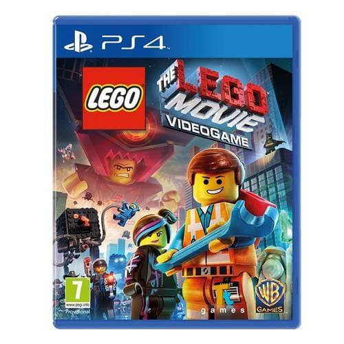 PS4 hra - LEGO MOVIE VIDEOGAME 5051892165440
