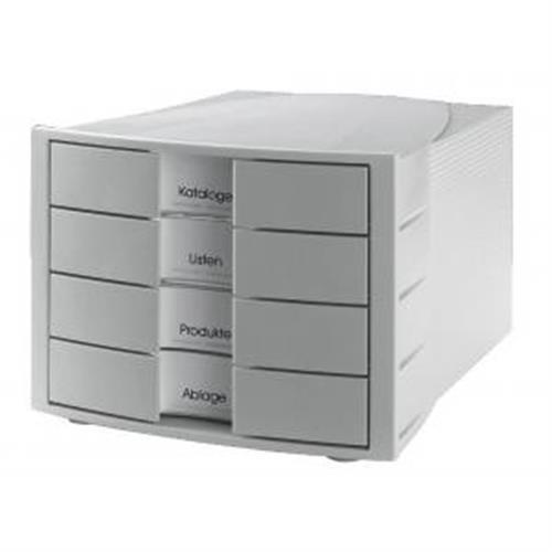 Zásuvkový box Impuls sivý HA101011