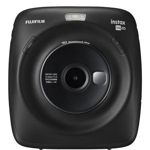 Fujifilm Instax Square SQ20, Čierny 16603206