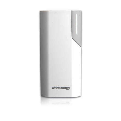 WE Power Bank 4000mAh 1A Li-Ion White/Gray 10118