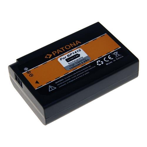 PATONA batéria pre foto Samsung BP1410 1300mAh Li-Ion PT1221