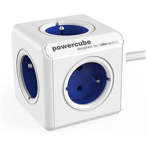 Zásuvka predlž. PowerCube EXTENDED, Blue, 5-ti rozbočka, kabel 1,5m 423676