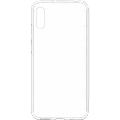 HUAWEI Silikonové puzdro pre Y6 2019, transparentné 51992912