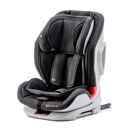 Autosedačka ONETO3 Isofix Black 9-36kg Kinderkraft 2019 KKFONE3BLK0000