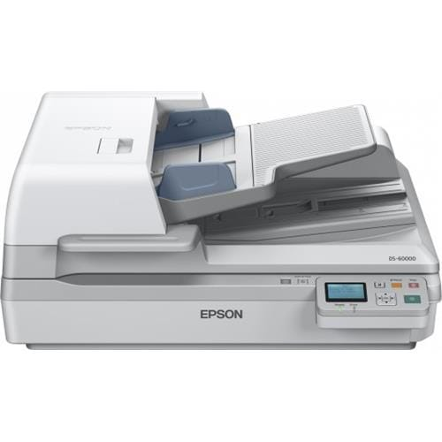 Skener EPSON WorkForce DS-60000N - A3/600x600dpi/ADF/duplex/Net B11B204231BT