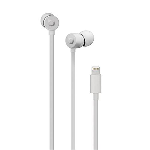 Beats urBeats3 Earphones with Lightning Connector - Satin Silver mu9a2ee/a