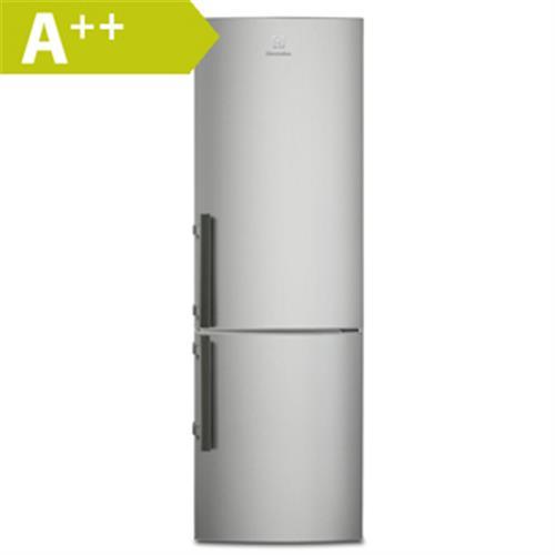 ELECTROLUX Kombinovaná chladnička EN3613MOX nerez