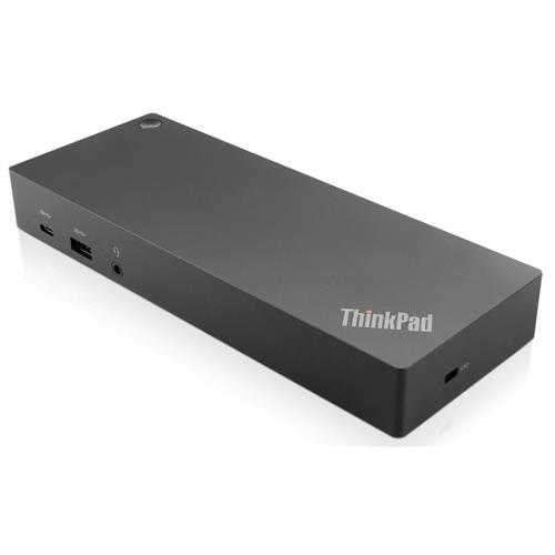 Lenovo ThinkPad Hybrid USB-C with USB-A Dock (2x DP, RJ45, 3x USB-C,2x USB 2.0, 2x HDMI, adapter) pripojit max. 2x LCD 40AF0135EU