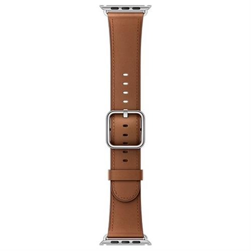 Apple 42mm Saddle Brown Classic Buckle mpwt2zm/a