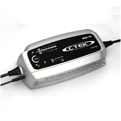 Nabíjačka CTEK MXS 10.0 pre autobatérie (12V,10A, 14-200Ah/300 Ah) 56-843
