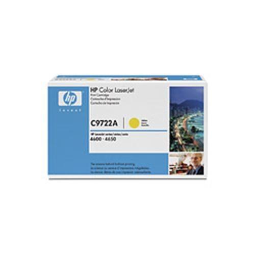 Toner HP C9722A Smart 4600 YELLOW