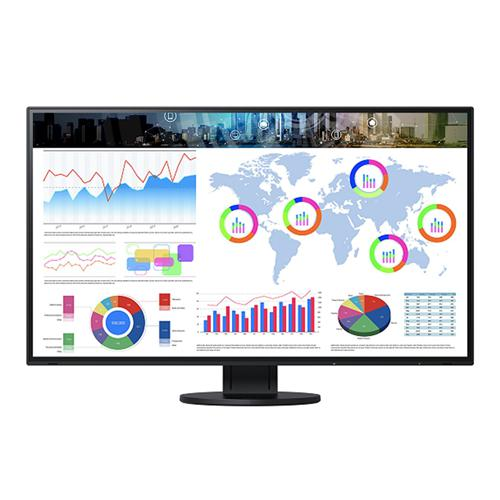 Monitor EIZO EV3285 32'', LED, UHD, USB-C, DP, blk EV3285-BK