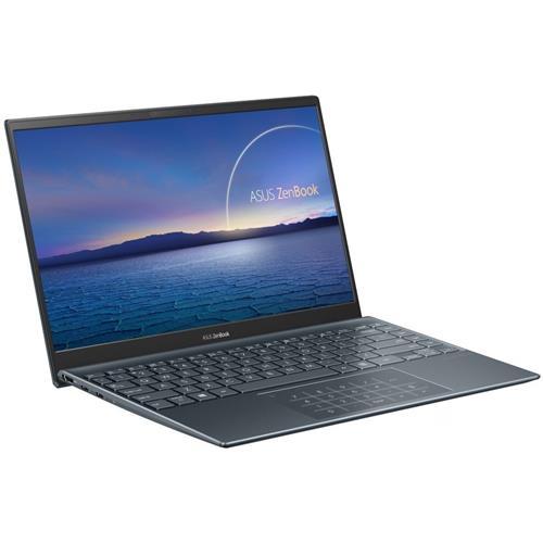 "ASUS Zenbook 14 UX425JA-BM031T Intel i5-1035G1 14"" FHD matný UMA 8GB 512 SSD WL BT Cam W10 šedý; NumPad"