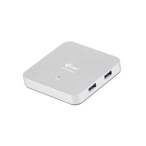 i-tec USB 3.0 Metal HUB 4 Port s napájačom U3HUBMETAL4