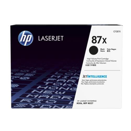 Toner HP CF287X HP87X čierny, 18000str.
