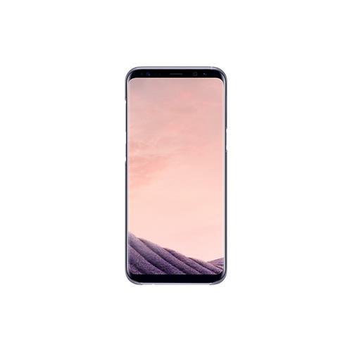 Samsung Clear Cover pre S8+ (G955) Violet EF-QG955CVEGWW
