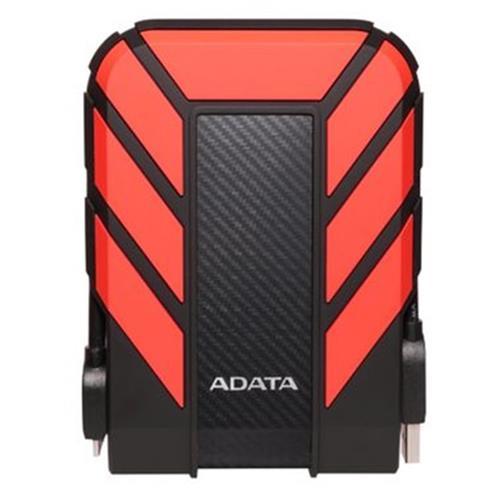 Ext. HDD ADATA HD710P 1TB 2.5'' HDD 3.1 červený AHD710P-1TU31-CRD